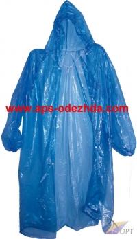 Плащ (дождевик) полиэтиленовый