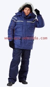 """Куртка """"Аляска"""" удлинненая"""