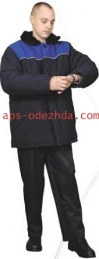 Куртка утепленная «Рабочий» (кур 109)