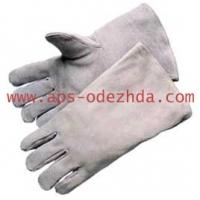 Перчатки цельноспилковые спилок 1.2-1.4 мм