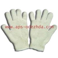 Перчатки трикотажные ХБ 4-нитка 10 кл.