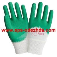 Перчатки Латексные 2Hands GreenSafety (ГринСэйфити)