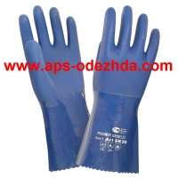 Перчатки ПВХ POWER SHILD 5K30
