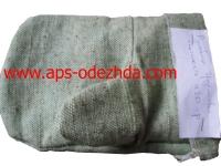 Рукавицы брезентовые усиленные одинарные, плотность 420