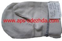 Рукавицы стропальшик/каменщик, х\б с двойным наладонником, спецткань, плотность 440 ЧФ