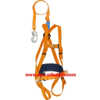 Пояс с наплечными и набедренными лямками страховочный УС 2 АЖ