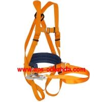 Пояс удерживающий с наплечными и набедренными лямками УС 2 АЖ