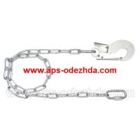 Строп типа Г - металлическая цепь с армотизатором