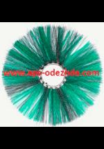 Щетка дисковая с комбинированным ворсом (полипропилен и металлическая проволока)