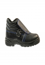 Ботинки для сварщика утепленные с металлической пряжкой