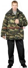 Куртка Ватная КМФ (кур 107) тк.Оксфорд