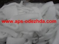 Ткань техническая Межлекальные выпады - синтепон (1 кг)