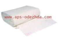 Ткань техническая вафельная отбеленная (45см)